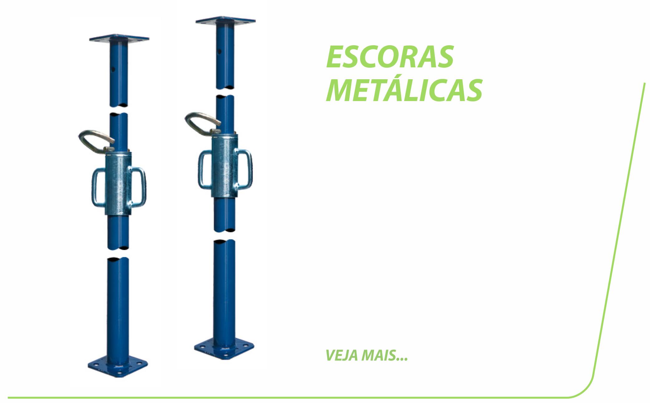 Escoras Metálicas